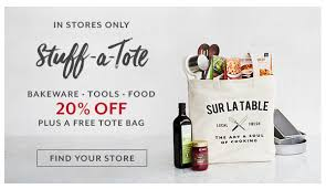 sur la table knife sharpening free sur la table black friday starts today stuff a tote event in