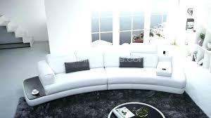 canapé blanc design canape blanc design top e design e couture ambiance e design places