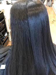 glasgow yuko rebonding permanent hair straightening better than