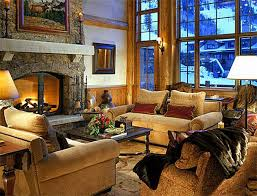 decorate a living room in winter inspirehomedecor com