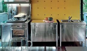edelstahl küche alpes inox küchen komplett in edelstahl