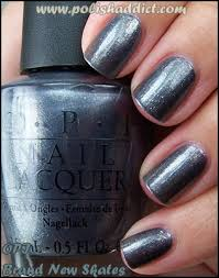 opi brand new skates pic doesn u0027t do it justice love this grey