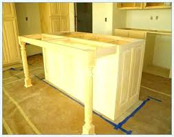 legs for kitchen island kitchen island legs tremendous unfinished kitchen island base