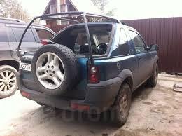 Land Rover Freelander 1999 года в новосибирске автомобиль в