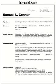 Sample Law Enforcement Resume by 92 Simple Resume Example Resume Simple Resume How To Make A
