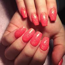 red acrylic nail designs images nail art designs