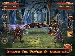 of the clash of the damned android apps on play