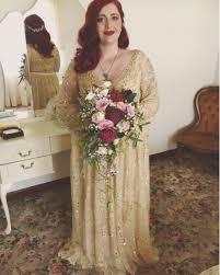Wedding Dress Jumpsuit Mon Traditional Wedding Dress Ideas For Ballsy Brides