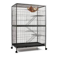Large Ferret Cage 176 00 3 Level Cat Ferret Hamster Rat Bird Cage Aviary