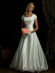 simple ivory ball gown wedding dress with cap sleeves sang maestro