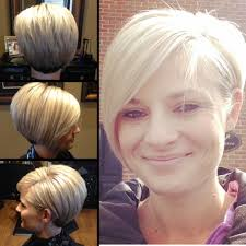 hair styles short in front and long in back long layered asymmetrical pixie by ccovey short hair styles