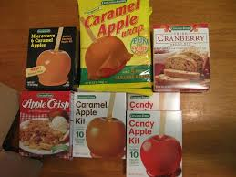 caramel apple wraps where to buy friday caramel apple kit from concord foods an ordinary