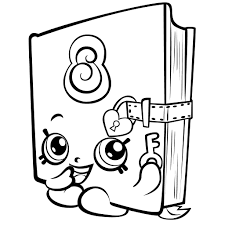 coloring pages to print shopkins best of free printable shopkins coloring pages collection