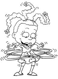 Kids Fun Uk 34 Coloring Pages Rugrats