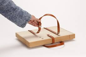 Bag Design A Wooden Carrying Bag By Dongurico Spoon U0026 Tamago