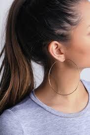 earrings hoops gold earrings hoop earrings oversized hoops