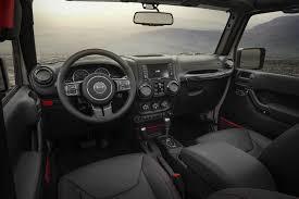 99 Jeep Wrangler Interior 2017 Jeep Wrangler Unlimited Rubicon Recon The 4x4 Benchmark