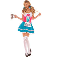 Beer Maid Wench Costume Oktoberfest Couple Gretchen German Fancy by Online Get Cheap German Beer Wench Costume Aliexpress Com