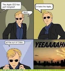 Steve Jobs Meme - puns steve jobs funny puns pun pictures cheezburger
