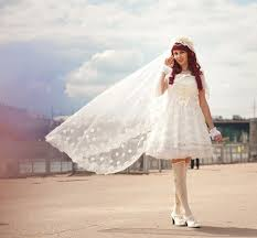 wedding dress anime anime 1950s inspired wedding in russia rock n roll