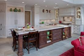 Traditional Kitchens With White Cabinets - 32 magnificent custom luxury kitchen designs by drury design