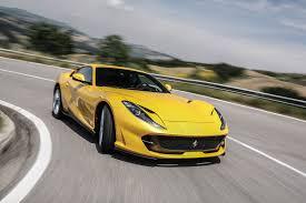 first ferrari price ferrari 812 superfast 2017 review by car magazine