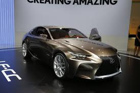 lexus lf lc black lexus lf cc concept reportedly coming in coupe and roadster