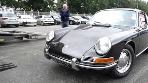 outlaw porsche 912 porsche 912 1966 black youtube