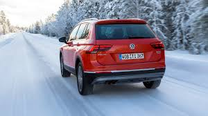 volkswagen tiguan 2016 red ice to meet you first off road drive in the new 2016 vw tiguan by