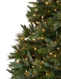 oxford pine artificial trees treetime classics collection