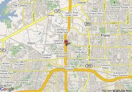 map plano map of hyatt place plano plano
