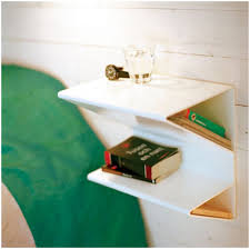 Floating Nightstand Shelf Floating Shelf Bedside Table 17 Best Ideas About Floating