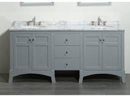 ado artificial stone top 72 inch double sink discount bathroom