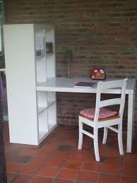 ikea bureau etagere bureau avec étagère kallax ikea ebay organize