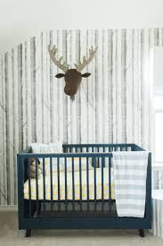 birch tree nursery decor project nursery