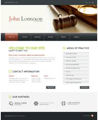 lawyer website template 22177 by wt website templates