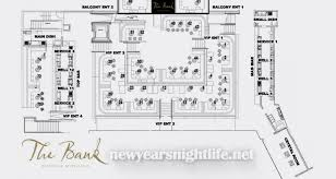 nightclub floor plan bank nightclub floor plan nye party nightlife guide 2018 new years