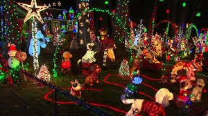 christmas lights where to see christmas lights in county abc11