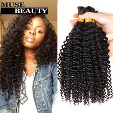 crochet braids with human hair 10a peruvian curly hair 3 bundles crochet hair extensions human