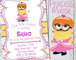 minion birthday party invitations orionjurinform com