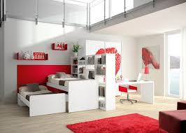 Chambre Ado Fille Avec Lit Mezzanine by Idees D Chambre Chambre Ado Lit 2 Places Dernier Design Pour L