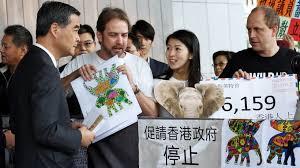 Seeking Hong Kong The Illegal Ivory Trade Hong Kong Centre Stage In Seeking