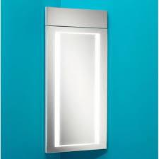 corner mirror cabinet with light mirror design ideas perfect collection corner bathroom mirror
