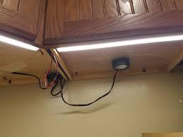 plug in under cabinet led lighting furniture led under lights round cabinet lights led unit lights