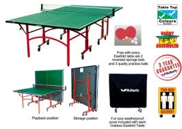 butterfly outdoor rollaway table tennis butterfly outdoor easifold rollaway table tennis table butterfly
