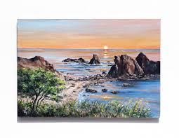 scenery sky paintings wildlife artist debora everett
