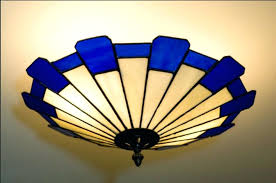 Stained Glass Ceiling Light Glass Bathroom Light Shades Antique Glass Ceiling L Shades