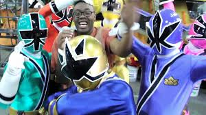 black nerd joins power rangers