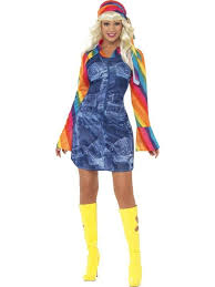 Kids Feelin Groovy Girls 70s Costume Disco Costumes Mr Costumes 14 Best Color My World Costume Inspiration Images On Pinterest