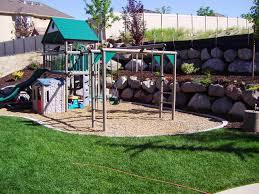 exterior amazing backyard playground ideas outdoor design and